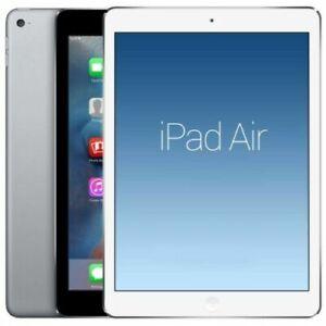 Apple iPad Air 1, 16/32/64GB, WiFi/4G Cellular, 9.7in, Silver/Space Grey