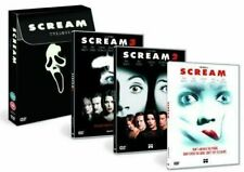Scream 1 2 3 horror Collection 3 disc DVD 3 movies