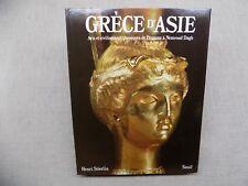GRECE D'ASIE Arts et civilisations classiques de Pergame a Nemroud Dagh