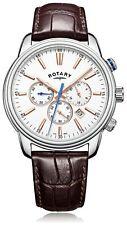 Rotary Men's Stainless Steel Monaco White Chronograph Watch. From Argos on ebay
