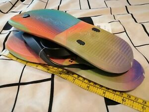 New Rider Green Yellow Red Blue Purple Slippers Sandals1