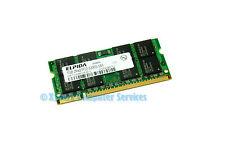 EBE11UD8AGUA-6E-E GENUINE ORIGINAL ELPIDA LAPTOP MEMORY 1GB 2RX8 PC2-5300S-555