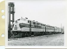 6C626 RP 1962  ERIE LACKAWANNA RAILROAD ENGINE 6571