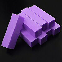 10Pcs Buffing Buffer Block Files Acrylic Pedicure Sanding Manicure Nail Art.