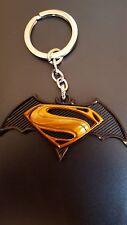 Batman Vs. Superman Keychain (GOLD)