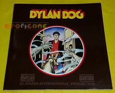 DYLAN DOG - Primo GLAMOUR INTERNATIONAL PRODUCTION - 1990 -  Ottimo