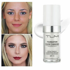 Magic Flawless Color Changing Foundation TLM Makeup Change To Your Skin Tone USA