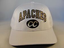 Cochise College Apaches Snapback Hat Cap Zephyr White