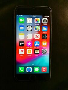 Apple iPhone 6s - 128GB - Space Grey (Unlocked) A1688 (CDMA + GSM) (AU Stock)