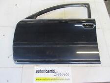 AUDI A6 SW 2.5 DIESEL AUT 132KW (2003) RICAMBIO PORTA ANTERIORE SINISTRA 4Z78310
