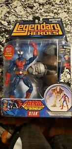Star Monkeyman Legendary Comic Book Heroes BAF 2007 NIB