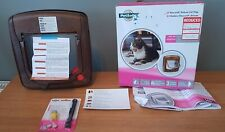Petsafe Staywell Deluxe Cat Flap - Infra-Red Brand new boxed missing screws