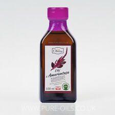 Amaranth oil, cold-pressed and crude, Olej z Amarantusa Ol'Vita 100 ml