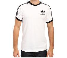 adidas Mens BOS Foil T-shirt (white) White Gold L