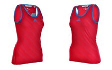 Adidas Tennis Pink And Blue Tank Top Size 12 RRP £32.99