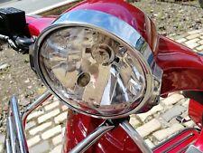 Vespa PX LML Headlight Surround Chrome 125 150 200 146mm