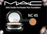 MAC STUDIO FIX POWDER  FOUNDATION 15gr / 0.52 Oz - NC 45 NEW IN BOX