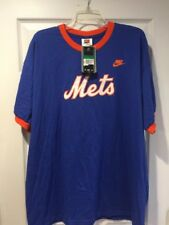 NEW VINTAGE RARE NEW YORK 2006 NIKE  RINGER T-SHIRT XL COOPERSTOWN NWT