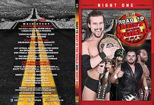 Official ROH Ring of Honor Road to Best in the World Night One 2014 Event DVD