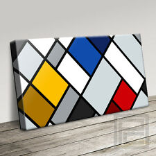 Theo van doesburg style merveilleusement tableau deco impression photo art williams