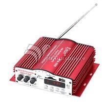 Kinter MA200 4CH Home Car HiFi Audio Power MP3 Amplifier USB SD MMC DVD Player