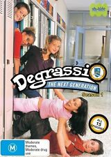 Degrassi High The Next Generation Season 1 DVD, 2-Disc Set