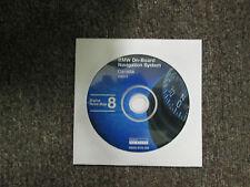 2003-2 BMW à Bord Navigation System 8 Canada CD DVD Oem Usinage Concessionnaire