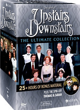 UPSTAIRS DOWNSTAIRS the ULTIMATE Collection - Complete Series + Bonus 26 DVD Set