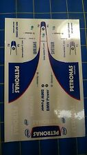 Formula 1 Petronas Decals from Mid America Naperville