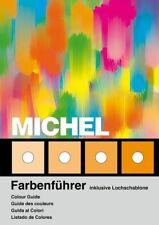 MICHEL Farbenführer in fünf Sprachen (dt, en, fr, es, it), Colour Gide, Guide de