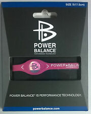 Original Power Balance Bracelet Silicone with Hologram Various Colors Unisex