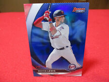 2020 Bowman's Best Royce Lewis Minnesota Twins Blue Parallel #TP-10 #ed/150