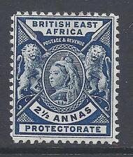 British East Africa KUT QV 1896 SG 68 2 1/2a LMM mint V455r