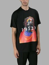 GIVENCHY Shirt Tee Black Mens Jesus '19520' Designer Men's  $550 Retail