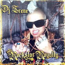 DJ Irene CD Rockstar Royalty - USA (VG/EX+)