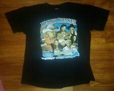 Kenny Chesney XL Long Sleeve T-Shirt 2007 Flip Flop Summer Concert Tour DETROIT