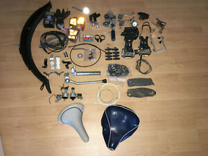 Fahrradteile Ersatzteile gebraucht  Konvolut                   (#01rp)