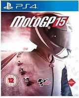 MotoGP 15 (PS4) Excellent - 1st Class Delivery