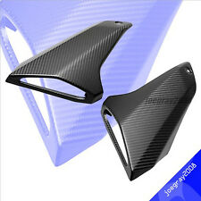 RC Carbon Fiber Tank Sides Air Intake Fairings YAMAHA FZ-09 MT-09 2014 2015 2016