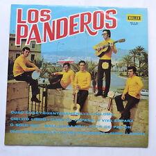 LOS PANDEROS Folk group Cuac cuac Guantanamera .. MALLER RA S 43