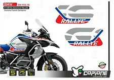 2 Adesivi Fianco Serbatoio Moto BMW R 1250 gs Adv LC RALLYE BM RGS 05