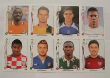 Panini World Cup 2014 Brazil stickers Complete Update Set of 71 Extra Stickers