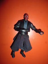 Star Wars Hasbro LA MENACE FANTOME DARK MAUL SITH LORD plastron gris