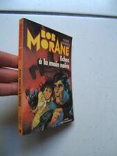 VERNES / BOB MORANE / ECHEC A LA MAIN NOIRE / CHAMPS ELYSEES 1979