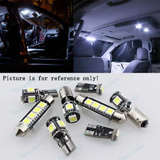 Error Free White LED Interior Lights Kit For Volkswagen MK6 MKVI GTI GOLF - 11Pc