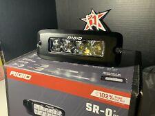 Rigid Industries Sr-q Pro Flush Mount Spot Pattern Backup Reverse Light 4x4