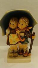 "Vintage Adorable Hummel Figurine #71 38 STORMY WEATHER W. Germany, 6"" Tall"
