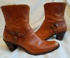 Womens Frye boots size 10 harness