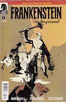 Frankenstein Underground #3 Comic Book Dark Horse Very Fine / Near Mint