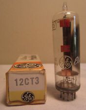 GE General Electric 12CT3 Electronic Tube In Box